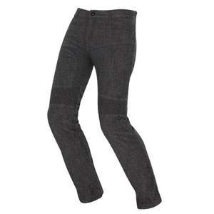 [스파이크 섬유바지]Spyke LF Scratch Jeans Man Black