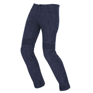 [스파이크 섬유바지]Spyke LF Scratch Jeans Man Blue