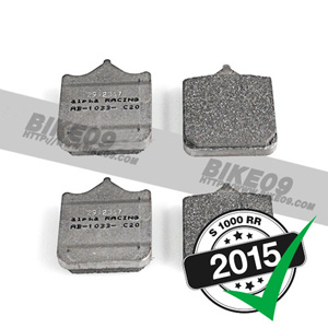 <b>[BMW S1000RR 튜닝파츠부품]</b>Brake pad set front Duo Sinter Racing