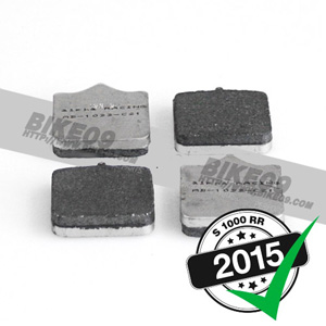<b>[BMW S1000RR 튜닝파츠부품]</b>Brake pad set front Duo Carbon (DC10)