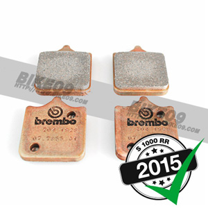 <b>[BMW S1000RR 튜닝파츠부품]</b>Brake pad set Brembo Racing Z04 BMW S1000RR