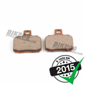 <b>[BMW S1000RR 튜닝파츠부품]</b>Brake pad set Brembo Racing f. P2 34. Sinter