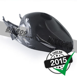 <b>[BMW S1000RR 튜닝파츠부품]</b>Fuel tank cover, compl.tank, carbon, 2015-