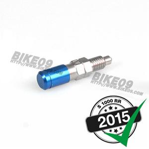 [S1000RR] (length) 16mm. steel. (Blue) 브레이크 밸브 M8 x1.25.