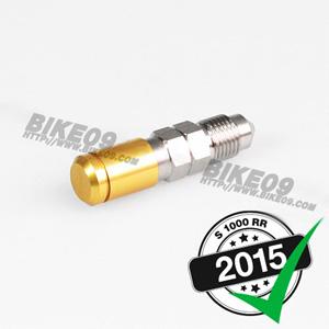 [S1000RR] ength lM10x1. 14mm. steel. (Gold) 브레이크 밸브