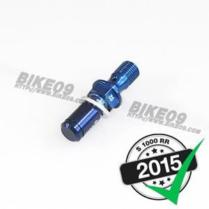 [S1000RR] (blue) 반조 볼트 브레이크 밸브 M10x1x19mm 반조 볼트