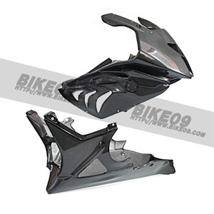 <b>[BMW S1000RR 튜닝파츠부품]</b>Fairing kit carbon 2-piece S1000RR '12-'14, HP4