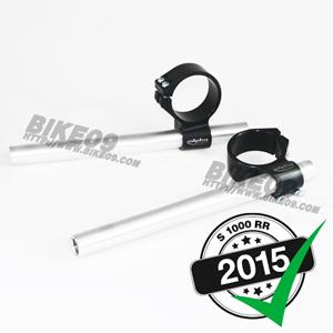 [S1000RR] mod, 7° tube angle with fix clamp 핸들바 세트