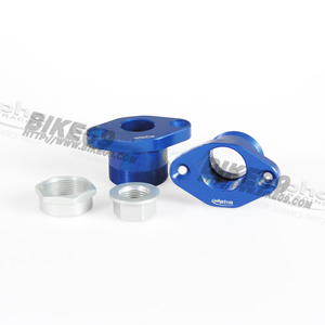 [S1000RR] blue Kit 스윙암 '09-'11 pivot X -4mm/Y +1mm