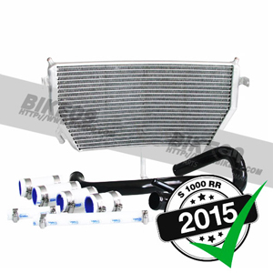 <b>[BMW S1000RR 튜닝파츠부품]</b>Add-on radiator kit alpha Racing