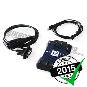 <b>[S1000R]</b> S1000RR 15- 레이싱ECU HP Race Calibration Kit 3
