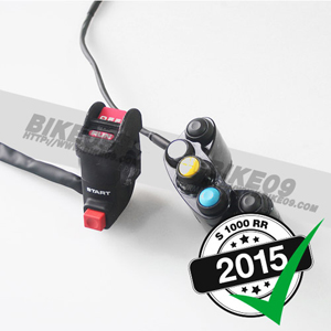 [S1000RR] switch gear aR '15- Conversion kit 배선 스위치