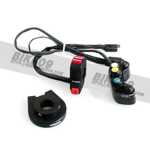 [S1000RR] (aR HP4 V2) Conversion kit switch gear 배선 스위치