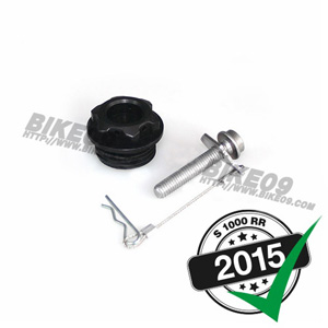 <b>[S1000RR]</b> 오일필터 플러그 키드 Oil filler plug kit alpha Racing