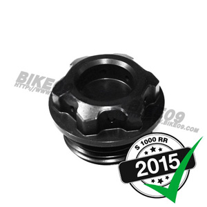 <b>[S1000RR]</b> Oil filler plug alpha Racing 오일필터 플러그