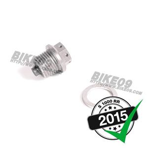 [S1000RR] Magnetic oil drain plug racing 오일 드레인 플러그 레이싱