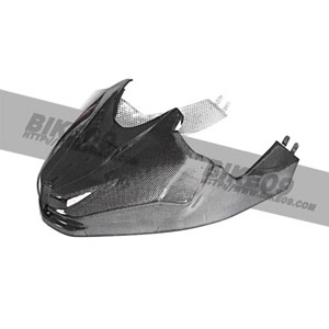 <b>[BMW S1000RR 튜닝파츠부품]</b>Fuel tank cover short, carbon, 2012-