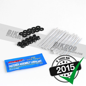 <b>[S1000RR]</b> stud bolts kit cylinder head 볼트 너트 alpha Racing