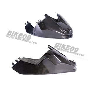 <b>[BMW S1000RR 튜닝파츠부품]</b>Fuel tank cover short carbon -2011