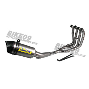 <b>[BMW S1000RR 튜닝파츠부품]</b>ARROW racing exhaust system titanium