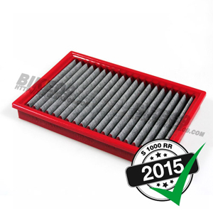 [S1000RR] air filter by BMC alpha Racing 에어필터
