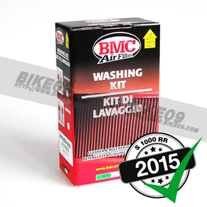 [S1000RR] Cleaning kit BMC racing filter 에어필터