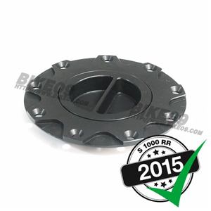 [S1000RR]Fuel cap for fuel tank racing 23.5 ltr
