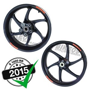 "[S1000RR] 3.5""/6.00""x17"" Cattiva RS-A OZ Racing rim set"