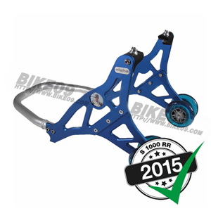 [S1000RR] Front stand alu blue