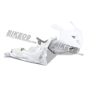 [S1000RR] GRP 2-piece white 2012- FRP 카울 키트