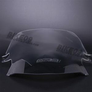 [S1000RR] (clear) 윈드스크린 레이싱, short, low bended