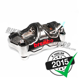 <b>[BMW S1000RR 튜닝파츠부품]</b>Brembo Racing brake caliper kit GP4 RX 100mm OEM