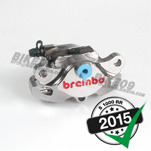 <b>[BMW S1000RR 튜닝파츠부품]</b>Brembo rear brake caliper P2 34. nickel coated