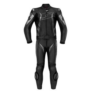 [스파이크 가죽슈트]Spyke Command Man Div Leather Suit 2-Peaces
