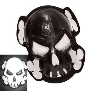 [Oxford 슬라이더]Oxford Skull Knee Sliders