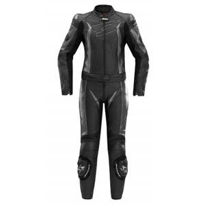 [스파이크 가죽슈트]Spyke Command Lady Div Leather Suit 2-Peaces