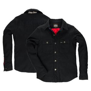 [Rokker 시티섬유자켓]Rokker Black Jack Rider Shirt Warm