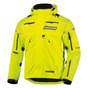 [Icon 투어링섬유자켓]Icon Patrol Waterproof Jacket