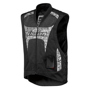[Icon 투어링섬유자켓]Icon Interceptor Reflective Vest
