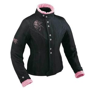 [Ixon 시티섬유자켓]Ixon Vega Curl Lady Textile Jacket