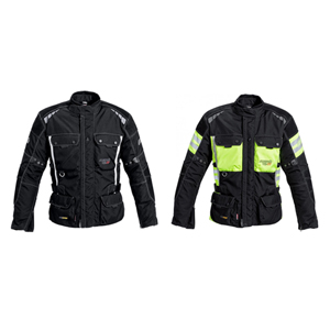 [Reusch 투어링섬유자켓]Reusch Touing Leather/ Textile Jacket 1.0