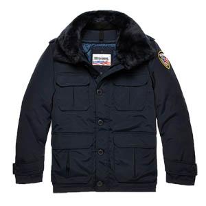[Blauer 시티섬유자켓]Blauer Detachable Short Jacket