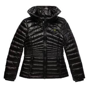 [Blauer 시티섬유자켓]Blauer High Collar Winter Women Down Jacket
