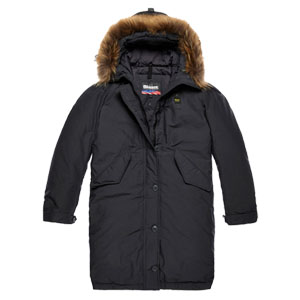 [Blauer 시티섬유자켓]Blauer Feather Padded Long Lady