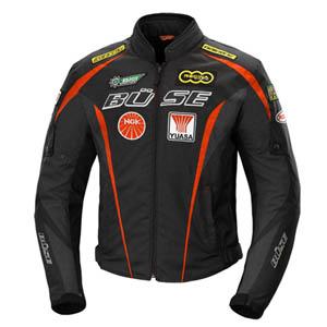 [Buse 스포츠섬유자켓]Buse Sponsor Evo III Textile Jacket
