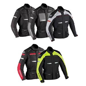 [Ixon 투어링섬유자켓]Ixon Fjord Textile Jacket