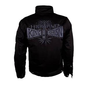 [King Kerosin 투어링섬유자켓]King Kerosin Speedmate US Worker High Power