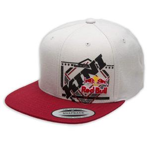 키니 모자 Kini Red Bull Slanted 2017 (Grey/Red)