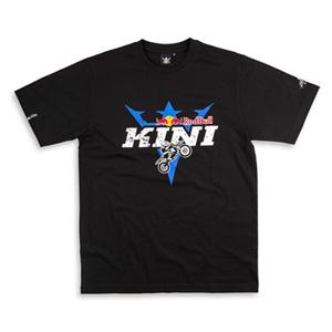 키니 티셔츠 Kini Red Bull Crown (Black/Blue)