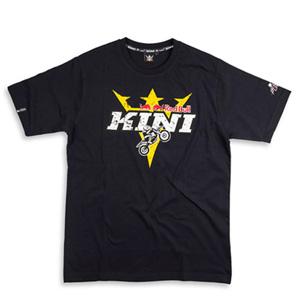 키니 티셔츠 Kini Red Bull Crown (Navy/Yellow)